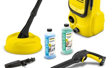 Karcher 1400W K2 Compact Home and Car Pressure Washer