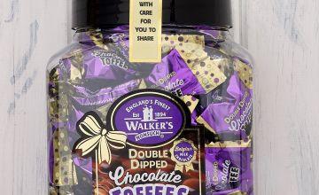 Walkers Chocolate Jar