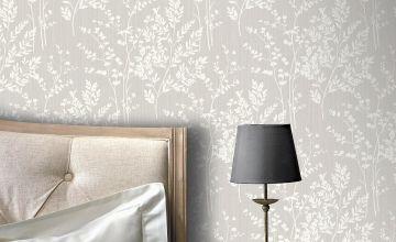 Diamond Fern Wallpaper