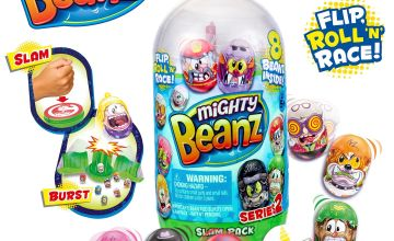 Mighty Beanz Slam Pack