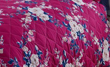 Canterbury Berry Bedspread