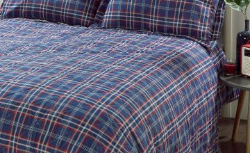 Kelso Berry Extra Full Reversible Bedspread