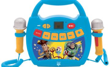 Toy Story Bluetooth Digital Player