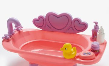 Bath Tub with Interactive Sounds