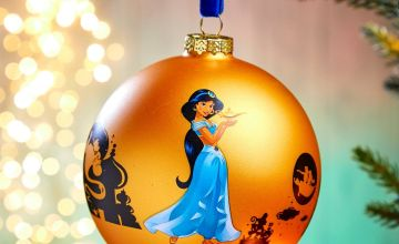 Its All So Magical Aladdin Bauble