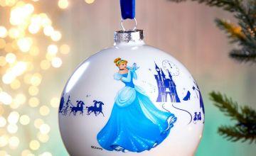 A Wonderful Dream Cinderella Bauble