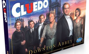 Downton Abbey Cluedo