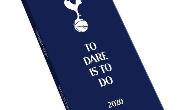 Tottenham Hotspur FC Diary 2020