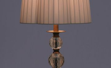 Elaine 3-Tier Table Lamp
