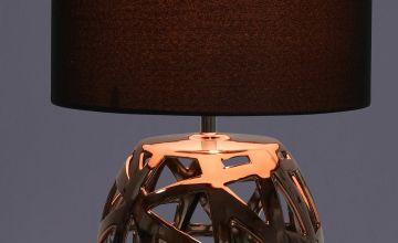 Napier Copper Table Lamp
