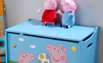 Peppa Pig Toy Chest