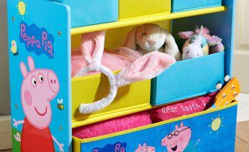 Peppa Pig Storage Rack