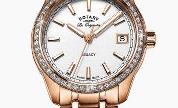 Rotary Ladies Legacy Quartz Watch