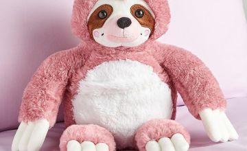 Hot Hugs Pink Sloth