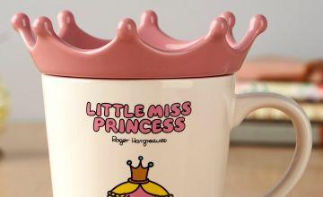 Little Miss Princess 3D Mug