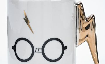 Harry Potter The Boy Who Lived lightning Bolt Mug