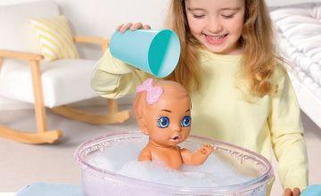 Baby Born Surprise Doll with Bath Tub