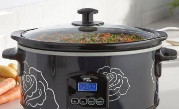 5.5L Digital Slow Cooker