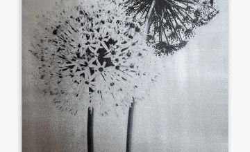 Alliums Canvas