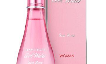 Davidoff Cool Water Sea Rose EDT
