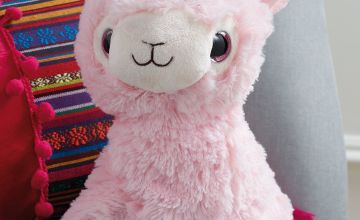 Warmies Alpaca Plush