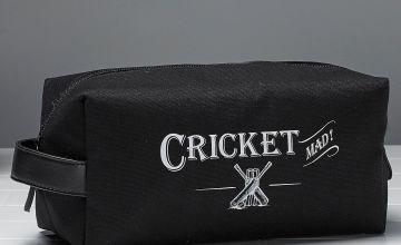 Cricket Mad Washbag