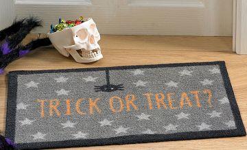 Trick or Treat Halloween Doormat
