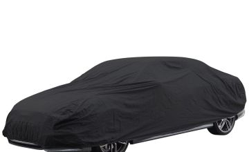 Water Resistant Breathable Full Car Cover - Large