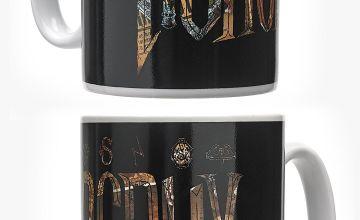 Harry Potter Horcrux Heat Change Mug