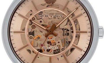 Emporio Armani Luigi Automatic Mens Watch