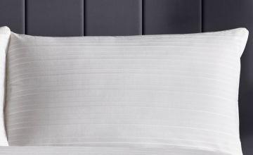 Karen Millen Pleat Detail Pillowcase Pair