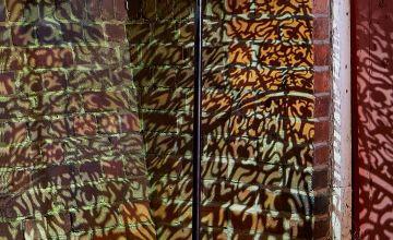 Solar Patio Magic Floor Lamp
