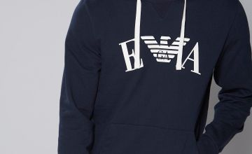 Emporio Armani Over the Head Hoody
