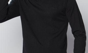Pierre Cardin Mock Layer Knitted Jumper