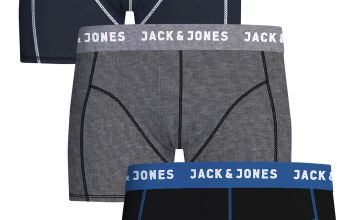 Jack and Jones Pack of 3 Boxers
