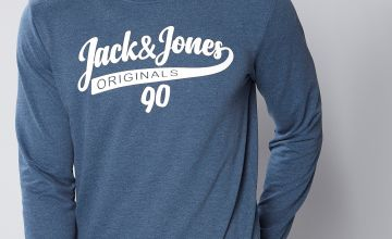 Jack and Jones Originals Crew Neck Sweatshirt