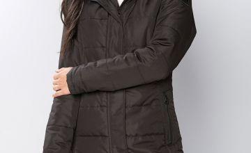 Regatta Fermina 11 Faux Fur Trim Hooded Coat