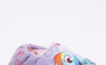 Girls My Little Pony Slippers