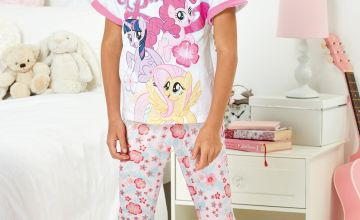 Older Girls My Little Pony Ponies In Paradise Pyjamas