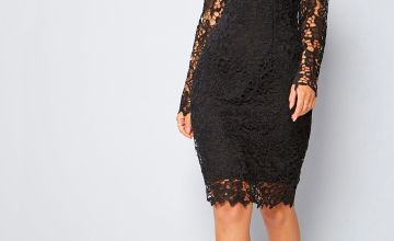 Crochet Lace Dress