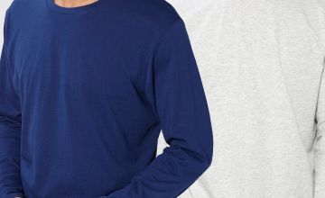 Pack of 2 Long Sleeved T-Shirts