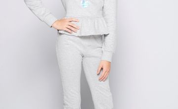 Older Girls 2-Piece Hoody and Jogger Set