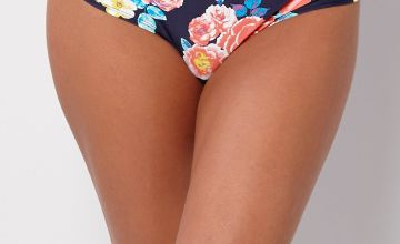 Spring Blossom Short Bikini Bottoms