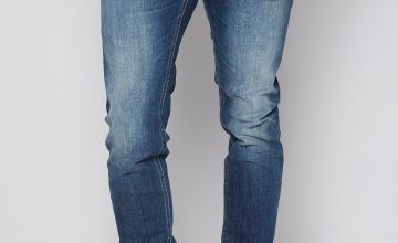 Jack and Jones Glenn Slim Fit Jeans