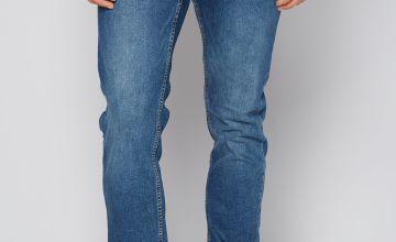 Jack and Jones Slim Fit Blue Jeans