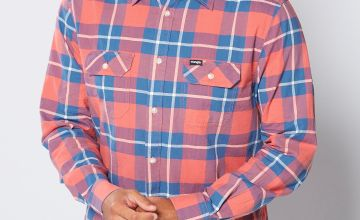 Wrangler Regular Fit Long Sleeve Checked Shirt
