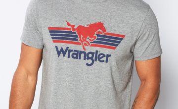 Wrangler Brand Carrier T-Shirt
