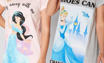 Pack of 2 Disney Princess Nightdresses