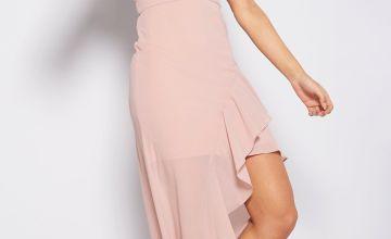 TFNC Hi-Lo Maxi Dress