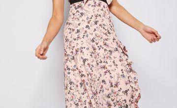 TFNC Satya Maxi Dress